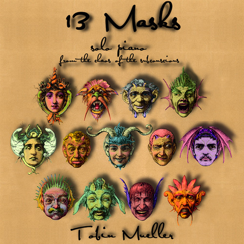 Cover of 13 masks