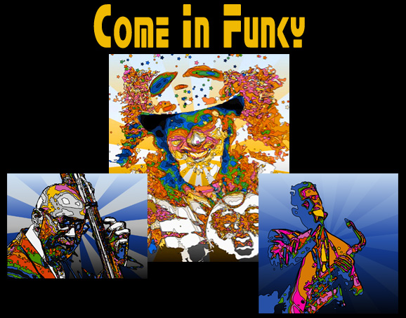 Cover of Come In Funky