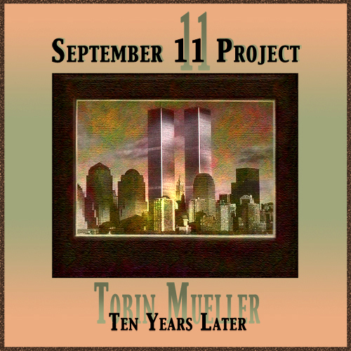 Cover of September 11 Project